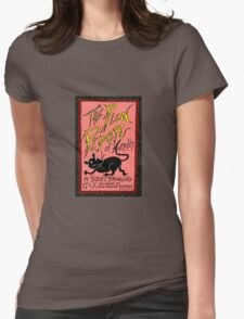 The Pied Piper of Hamelin, by Robert Browning, illustrated by Lorin Morgan-Richards Womens Fitted T-Shirt