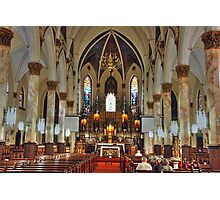 Our Lady of Czestochowa Church Photographic Print