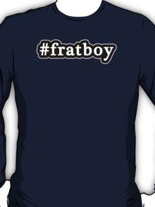 Frat Boy - Hashtag - Black & White T-Shirt
