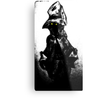 The black mage Metal Print