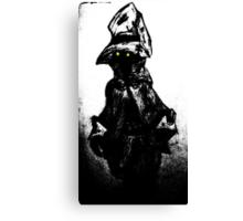 The black mage Canvas Print