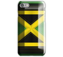 Jamaica Flag Iphone and Ipod Cases iPhone Case/Skin