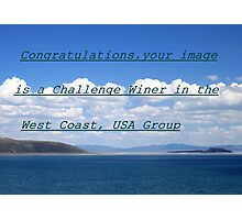 Challenge Entry Photographic Print