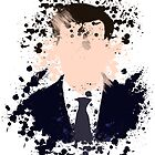 Moriarty Paint Splatter by undesirable