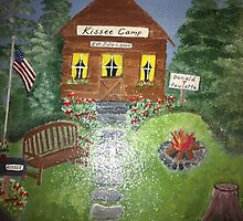 """Camp Kissee""  by Melissa Goza"