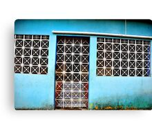 nicaraguan home Canvas Print