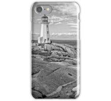 Peggy's Cove Light II iPhone Case/Skin