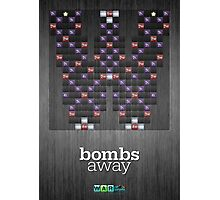 Bombs Away Photographic Print