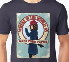 Where in the World... Unisex T-Shirt