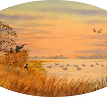 Duck Hunting Calls by bill holkham