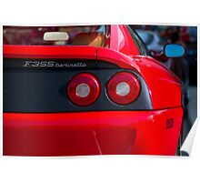 F355 Poster