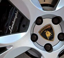 Lambo Wheel by dlhedberg
