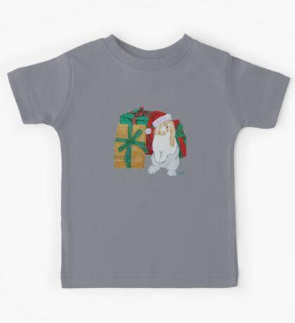 Christmas Card Series 1 - Design 3 Kids Tee