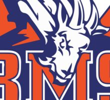 BMS Marathon Monday Sticker