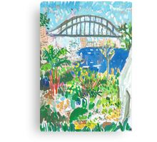 Lavender Bay Canvas Print