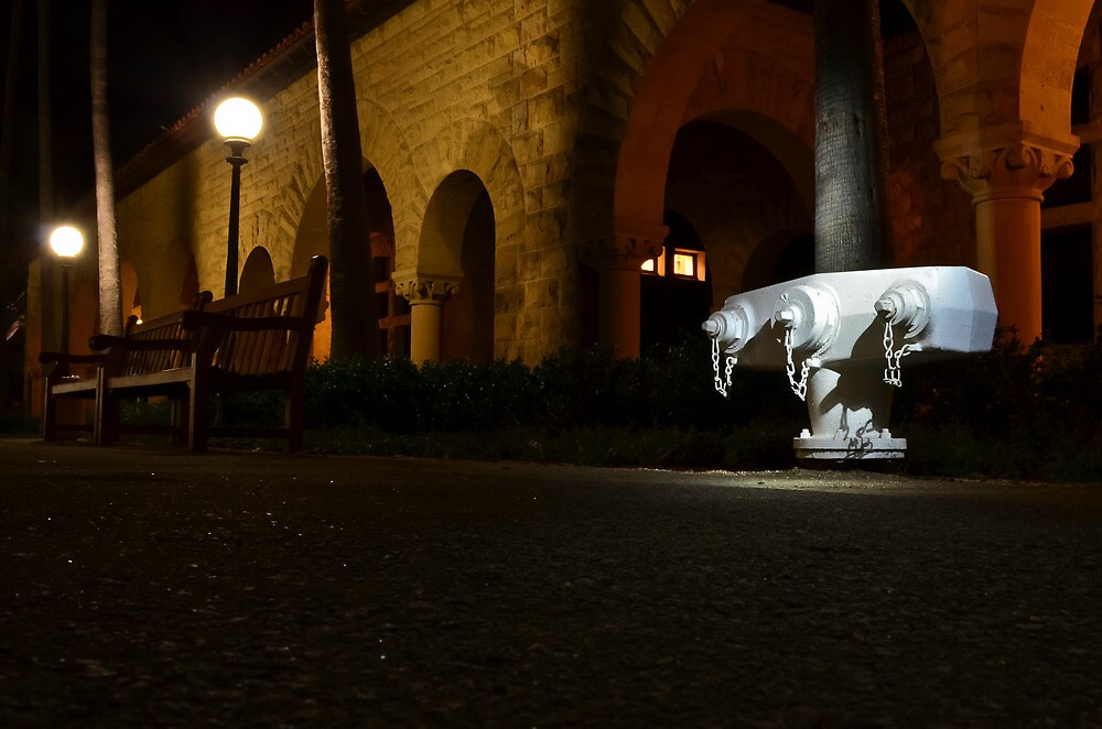 Stanford Hydrant 3 by VincenzoL