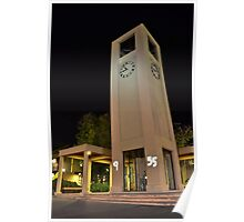 Stanford Clock Tower Poster