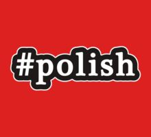 Polish - Hashtag - Black & White by graphix