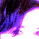 Violet Eyes by Anne  McGinn