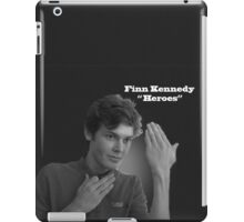 Finn is a Hero iPad Case/Skin