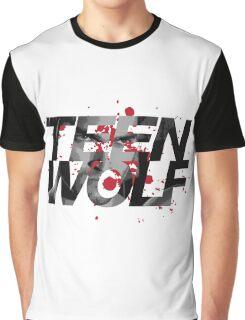 Teen Wolf - Derek Hale 2 Graphic T-Shirt
