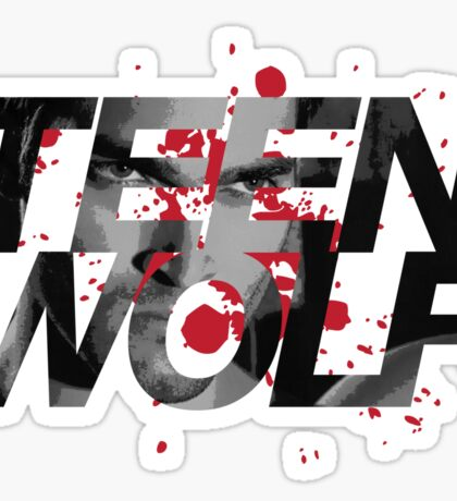 Teen Wolf - Derek Hale 2 Sticker