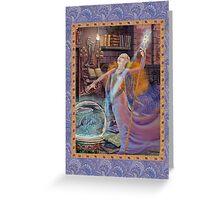 Fairy Dreams greeting card 3 Greeting Card