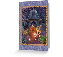 Fairy Dreams greeting card 6 Greeting Card