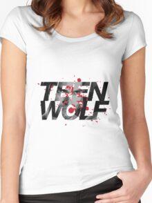 Teen Wolf - Derek Hale 2 Women's Fitted Scoop T-Shirt