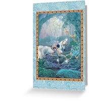 Fairy Dreams greeting card 7 Greeting Card
