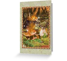 Fairy Dreams greeting card 9 Greeting Card