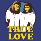 Planet of the Apes True love by monsterplanet