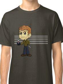 Dexter's slide show Classic T-Shirt