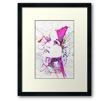 The Fairy Princes  Framed Print