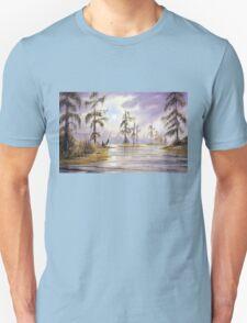 Sunrise Over Wakulla River Florida T-Shirt