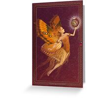 Fairy Dreams Poster 1 Greeting Card