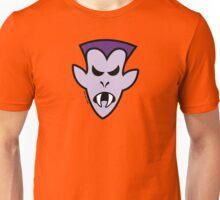 Angry Halloween Vampire Unisex T-Shirt