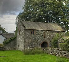 Hawkshead Courthouse by VoluntaryRanger
