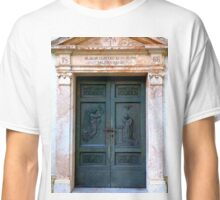 The Church of the Assumption, Lake Bled, Slovenia Classic T-Shirt