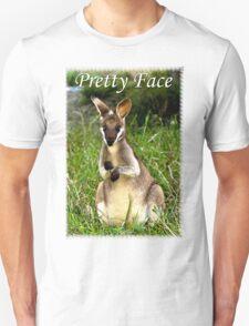 Pretty Face Tee Unisex T-Shirt