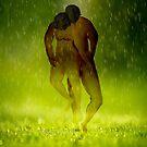 Rain embrace by Dulcina