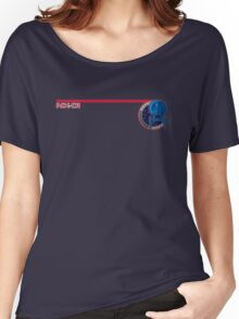 Enterprise NX-01 Away Team Women's Relaxed Fit T-Shirt