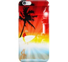 Byron Bay Morning iPhone Case/Skin