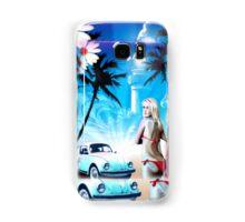 Byron Bay Girl Samsung Galaxy Case/Skin