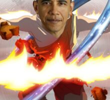Avatar Obama Sticker