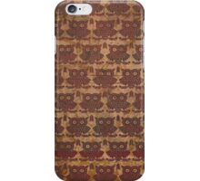 Grunge Retro Pattern Owls iPhone 4  / iPhone 5 Case / Samsung Galaxy Cases  iPhone Case/Skin