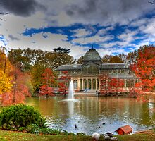 Cristal Palace Autumn by luciaferrer