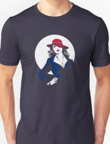 Her name is Agent Unisex T-Shirt