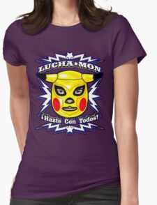 LUCHAMON Womens Fitted T-Shirt