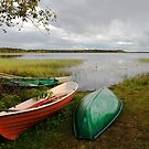 Rowboats by ilpo laurila